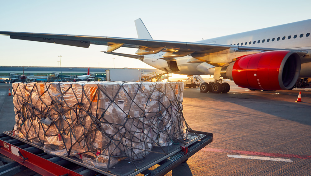 AIRFREIGHT is landing in our services portfolio