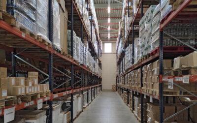 E-commerce drives up demand for warehousing